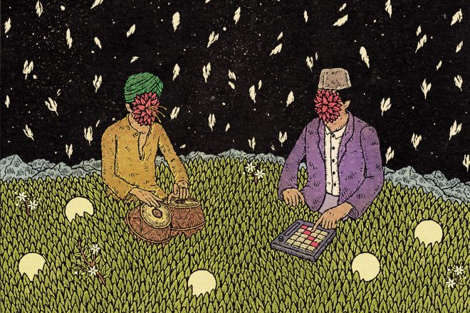 Lapgan dishes out 21 tracks of beats & samples via Pakistan's Lollywood