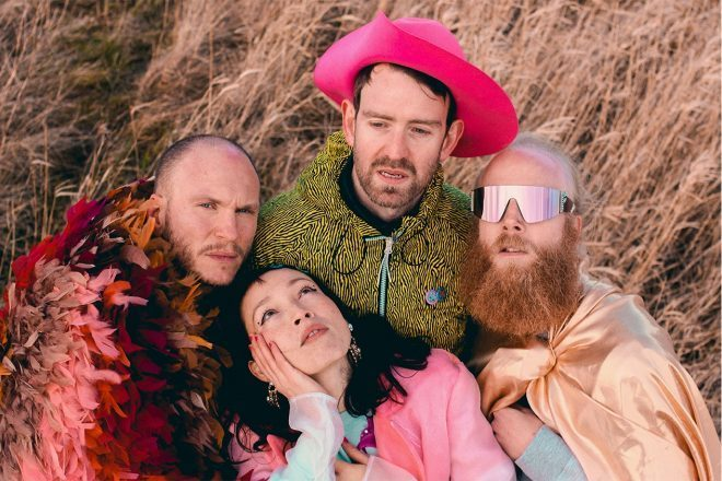 Little Dragon announce sixth album