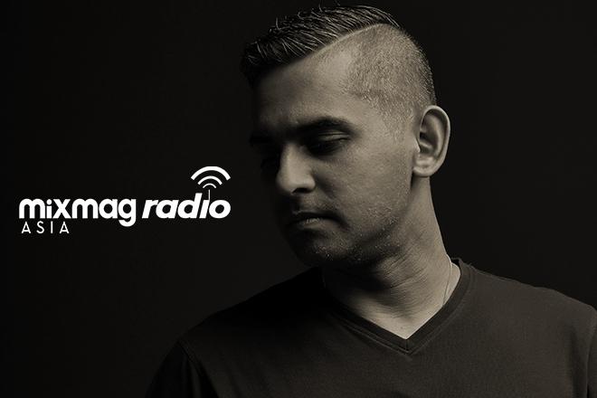 Adam Rahman delivers meticulous & minimal techno for Mixmag Asia Radio