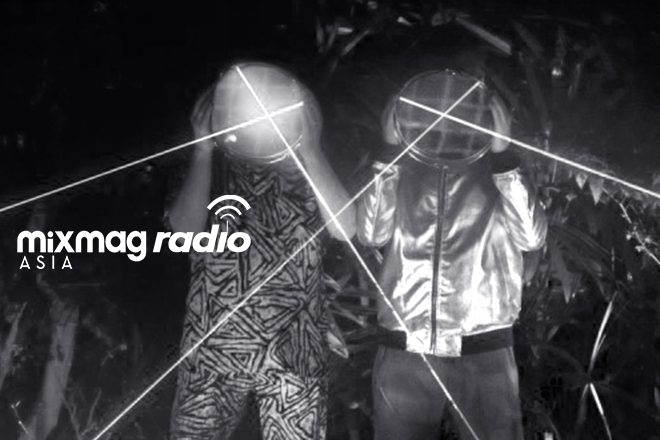 Blood Wine or Honey drop in to Mixmag Asia Radio with a bag of eclectic treats