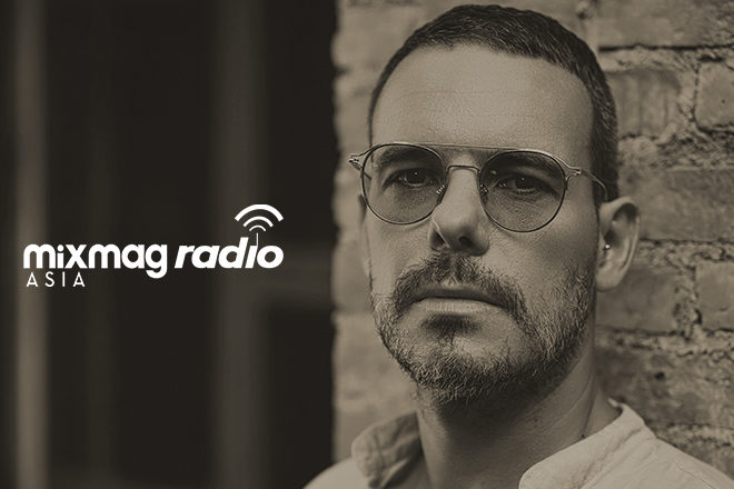 Mixmag Asia Radio 043: Dave Vega delivers hypnotic bass lines from the psychedelic island of Koh Phangan