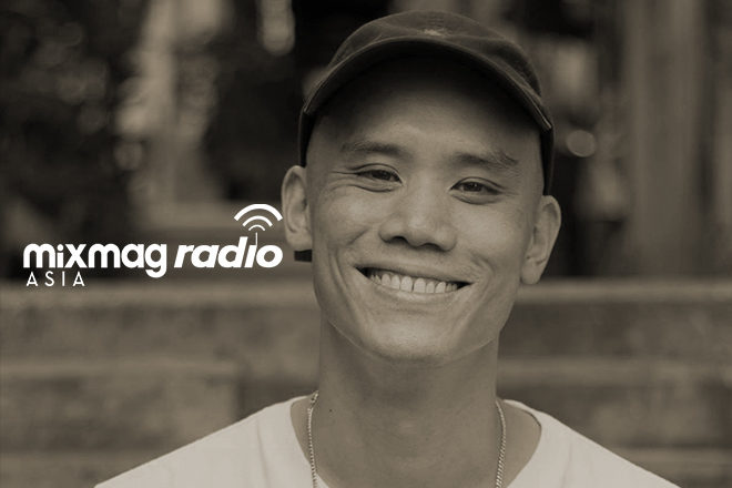 Mixmag Asia Radio taps into the sounds of Klasse Wrecks co-boss Mr. Ho