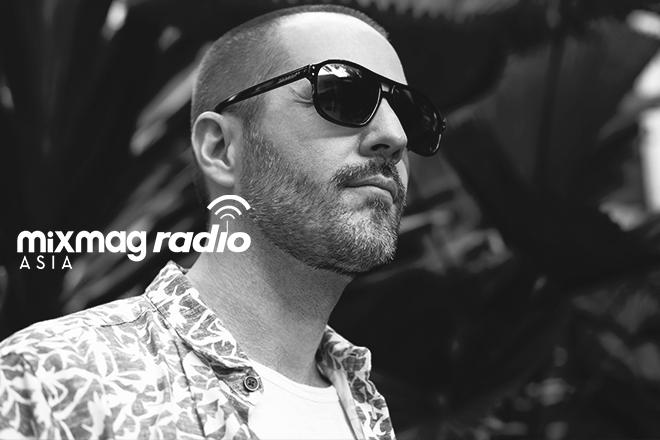 Listen to Mixmag Asia's Music Editor Patrizio Cavaliere aka Rocco Universal