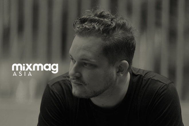 Romain FX is funked up from head to toe in this mix for Mixmag Asia Radio