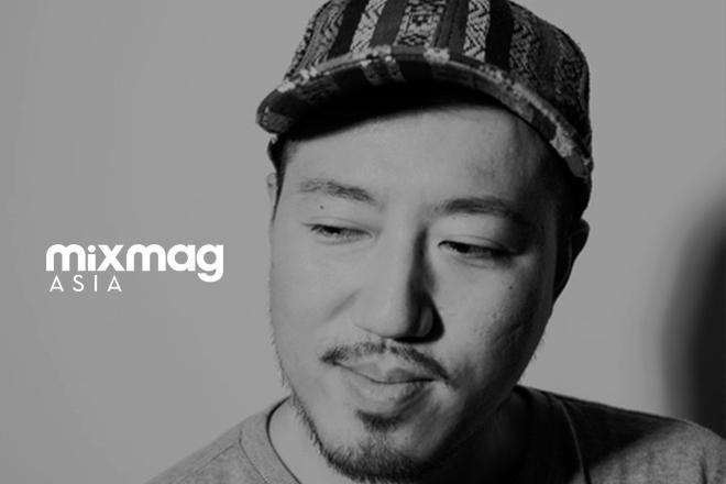 Taku Hirayama's style of techno is as warm and fuzzy as himself