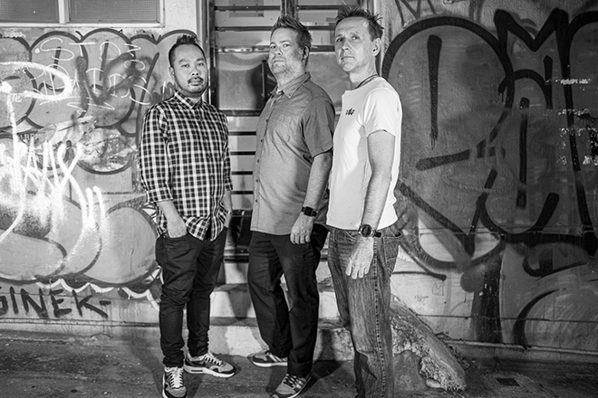 Magnetic Soul release their second EP with LA-based imprint Soul Deep Digital