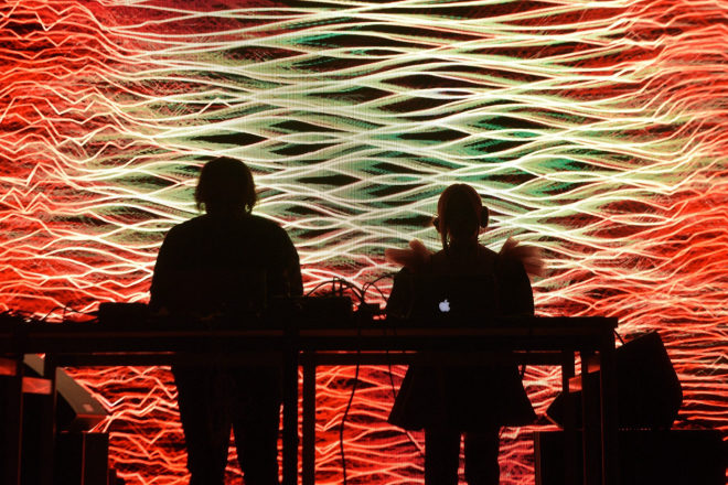 Digital arts meets electronic music and technology at MUTEK.JP this month