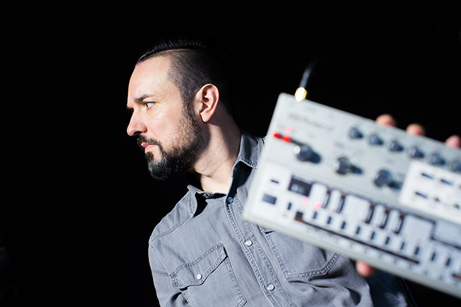 Marc Romboy to lead a music production masterclass