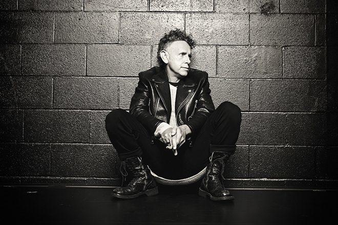 Depeche Mode's Martin Gore shares crunching new electronic tracks 'Howler'