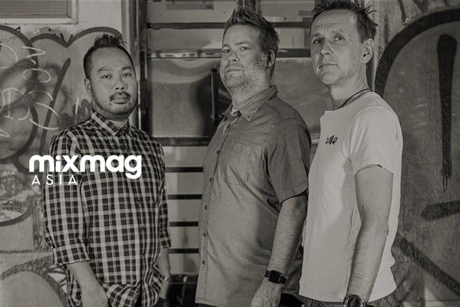 Hong Kong's Magnetic Soul delivers 60 mins of d'n'b heat