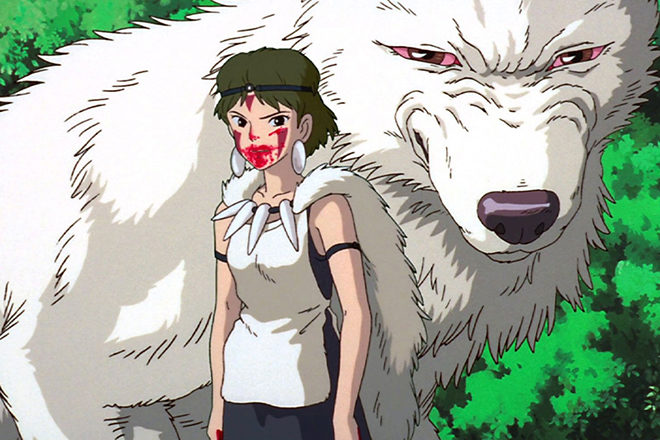 You will soon be able to pick up Studio Ghibli's Princess Mononoke on vinyl