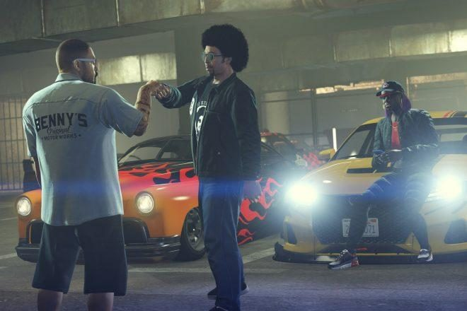 Moodymann debuts exclusive new music on Grand Theft Auto V online