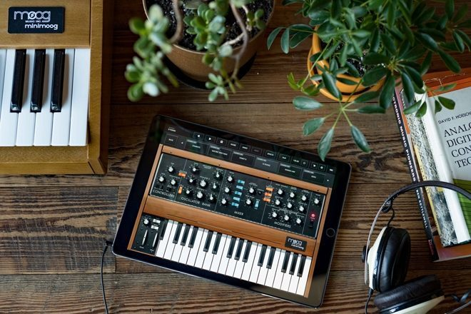 Moog and Korg release synthesiser apps for free in aid of self-isolating artists
