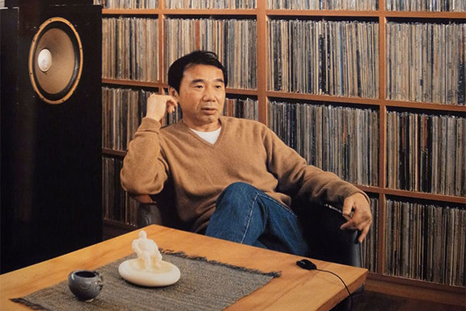 Haruki Murakami is gearing up to host another radio show