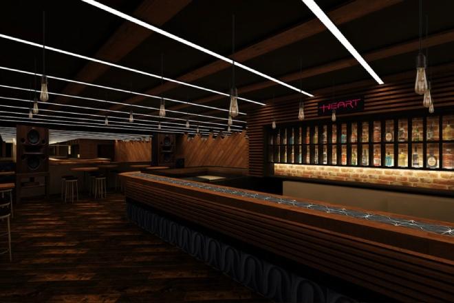 New dance club DJ Bar Heart opens in Tokyo