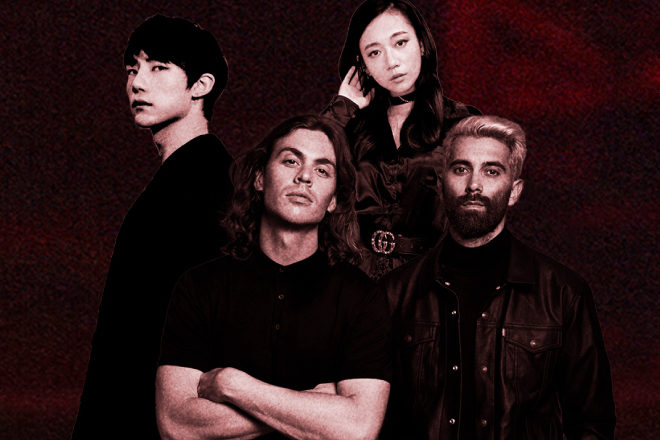 Yellow Claw releases a new Mandarin track with Taiwanese singer Julia Wu