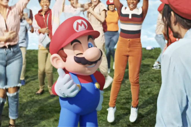 Nintendo teases re-worked Super Mario track by Galantis Feat. Charli XCX