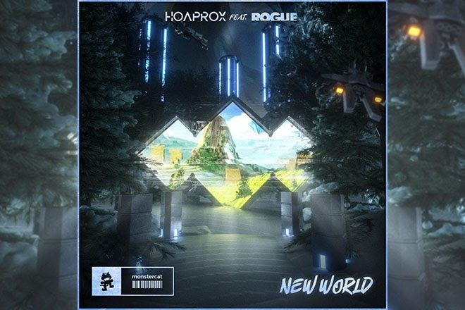 Monstercat welcomes a 'New World' by Hoaprox