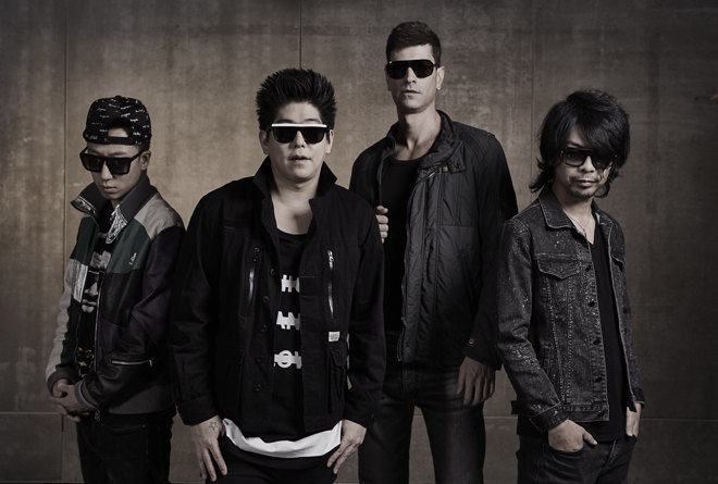 Watch the exciting first music video from OZMO - Thailand's newest EDM group