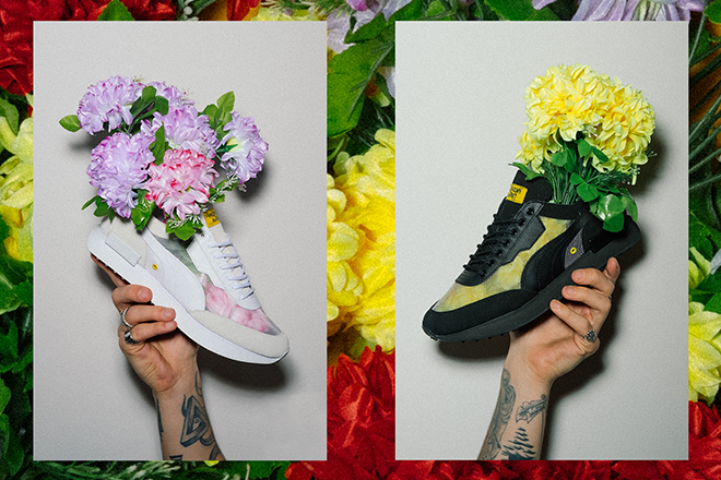 PUMA and Chinatown Market add a dash of irreverence to street style