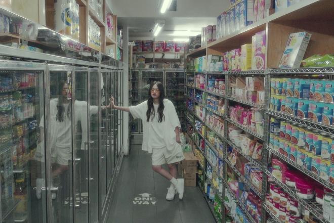 박혜진 Park Hye Jin conjures up a mood on her debut full-length album, Before I Die