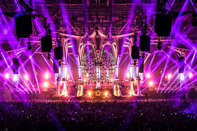 Q-dance debuts an audiovisual hardstyle experience on Netflix