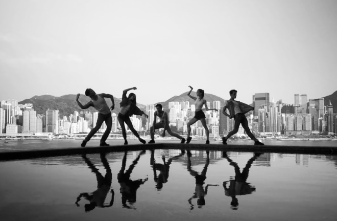 FKJ soundtracks a mesmerising video by the Hong Kong ballet