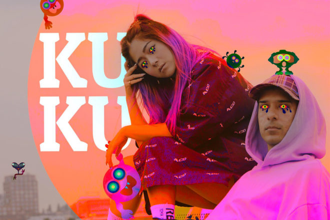 RayRay lends her vocal chops to Wiwek for 'Kuku'