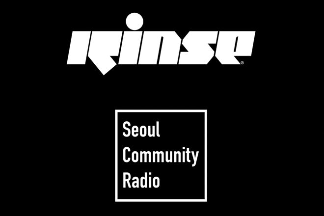 Seoul Community Radio teams up with pirate radio station Rinse FM