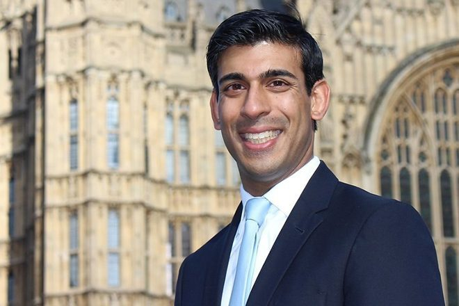 UK chancellor Rishi Sunak suggests that musicians should get a new job
