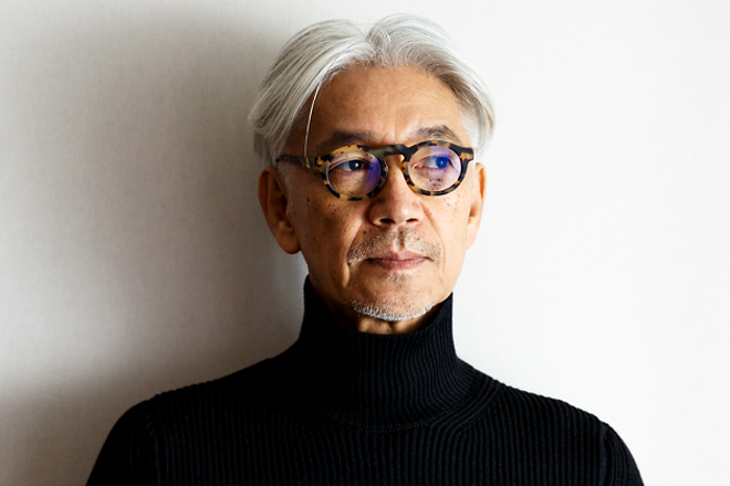 Ryuichi Sakamoto to score new short film from director of Call Me By Your Name