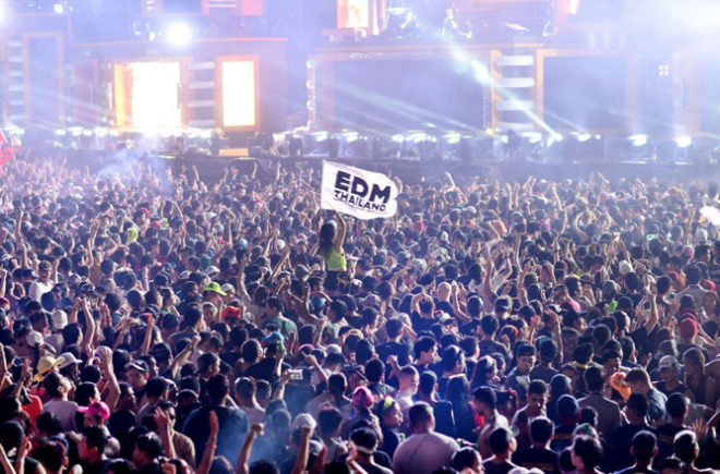 Thailand's nightclubs & festivals given the green light to resume mid-November