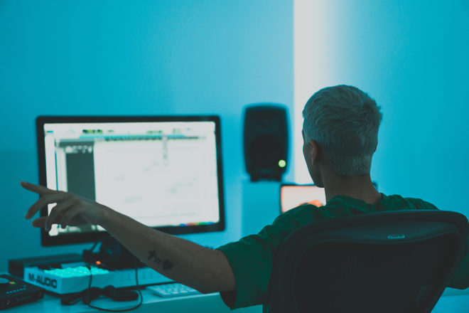 Win a free 10-week electronic music production class in Ableton
