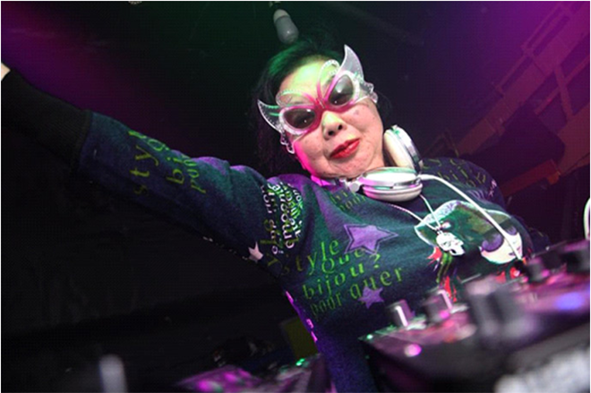​Meet an 82-year-old dumpling-maker in Japan who moonlights as a techno DJ