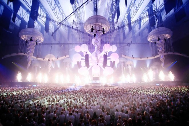 Sensation to debut its legendary all-white affair in Singapore
