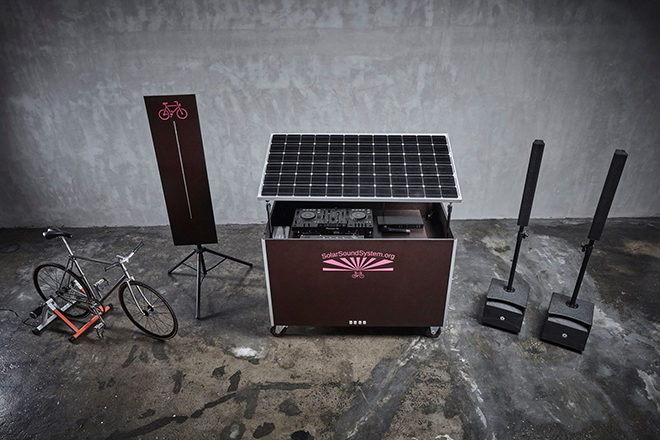​SolarSoundSystem launches an eco-responsible music label