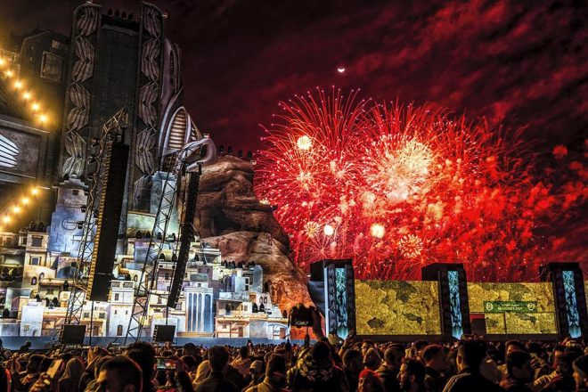 A beast of a festival arrives in Saudi Arabia this December