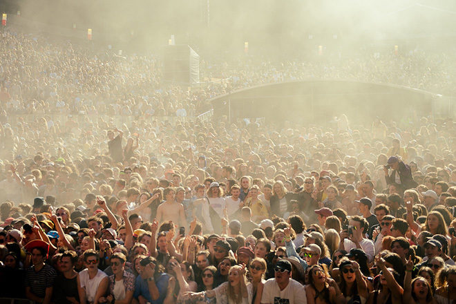 Australia's Chief Medical Officer predicts no festivals till after mid-2021