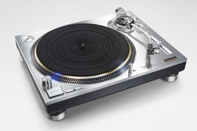 Technics says that the SL-1200 will not be targeted to the DJ community