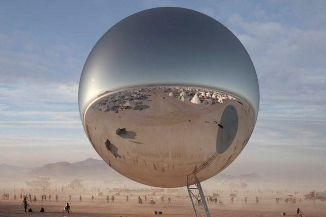 Burning Man is auctioning off its iconic art, mutant vehicles, sculptures & more to raise funds