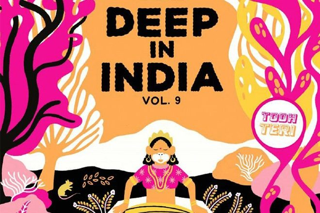 Premiere: Kone Kone fills Deep In India Vol.9 with a nostalgic disco jam