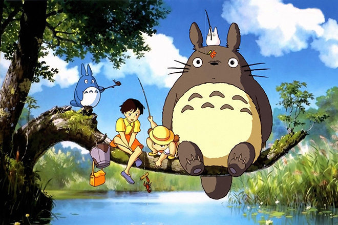 Visit the iconic Studio Ghibli museum...from home