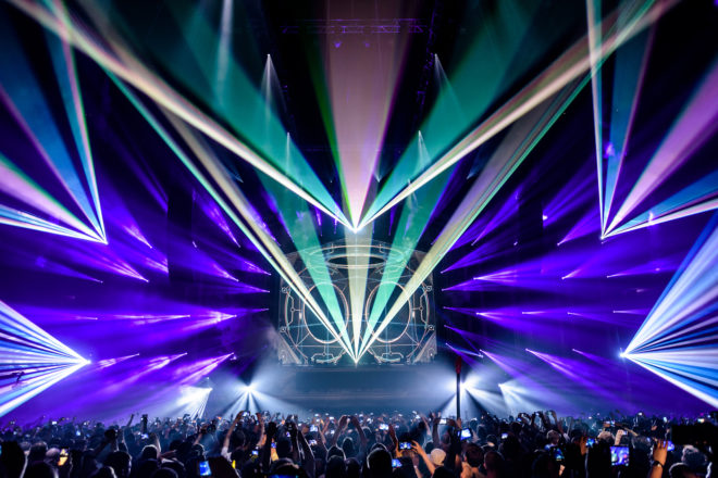 Transmission Festival is bringing its insane lazer show back to Thailand in 2018