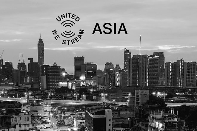 United We Stream announces its expansion into Asia