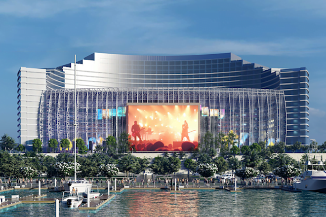 Universal Music Group announces a new music-first hotel concept that will roll out globally