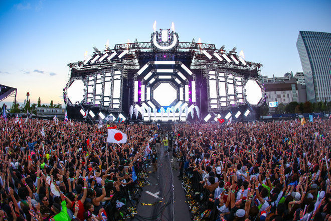 ​Ultra Japan outdoes itself for first 2017 line-up