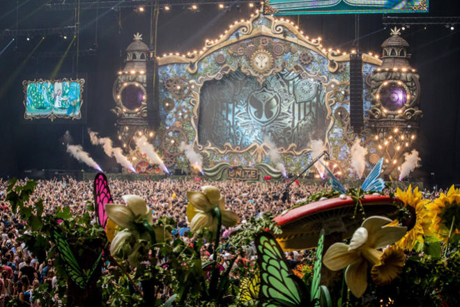 UNITE with Tomorrowland confirms headliners to be live-streamed to Asia