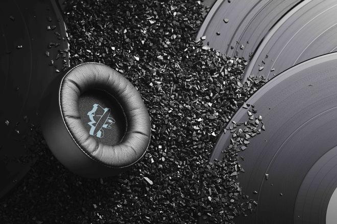 Ninja Tune & AIAIAI collaborate on headphones made from recycled vinyl