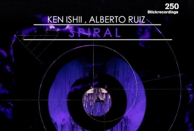 Ken Ishii teams up with Alberto Ruiz for a fierce techno EP