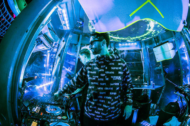 24 hours in Asia: Yellow Claw